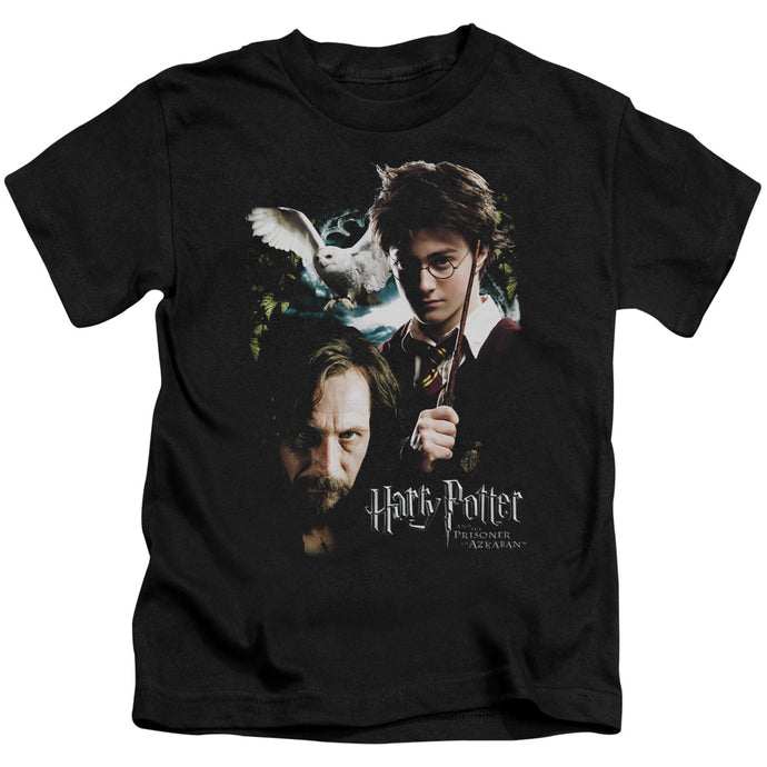 Harry Potter - Harry And Sirius Short Sleeve Juvenile 18/1 Tee - Special Holiday Gift