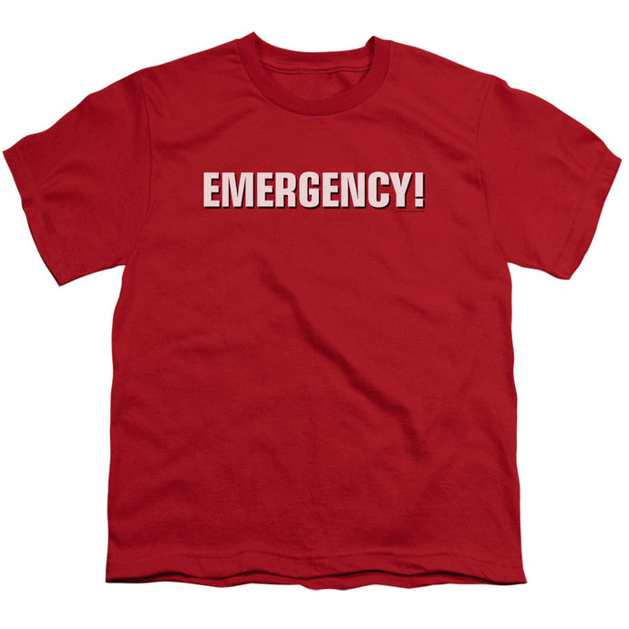 Emergency - Logo Short Sleeve Youth 18/1 Tee - Special Holiday Gift