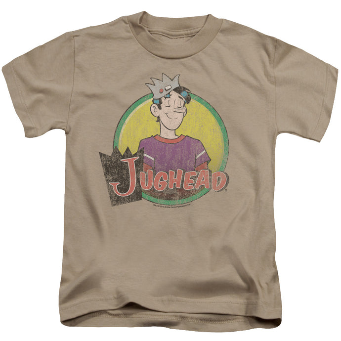 Archie Comics - Jughead Distressed Short Sleeve Juvenile 18/1 Tee - Special Holiday Gift