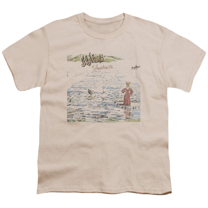 Genesis - Foxtrot Short Sleeve Youth 18/1 Tee - Special Holiday Gift