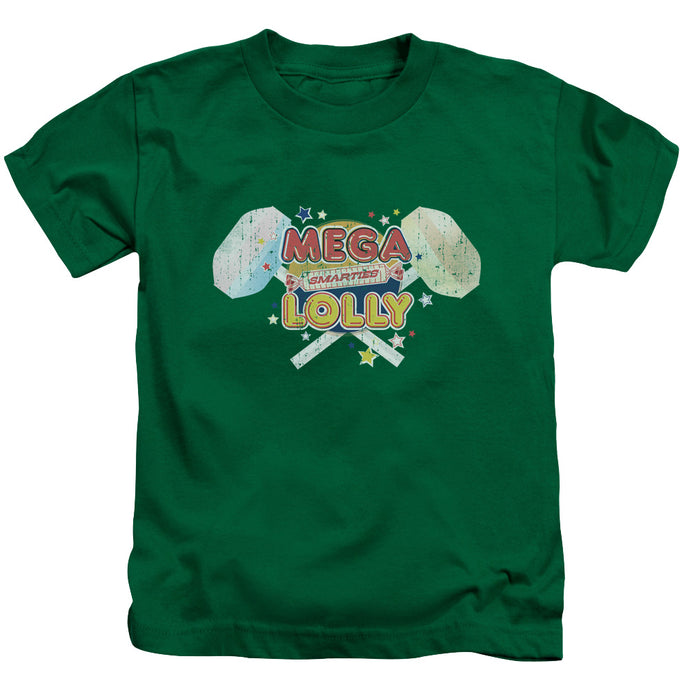 Smarties - Mega Lolly Short Sleeve Juvenile 18/1 Tee - Special Holiday Gift