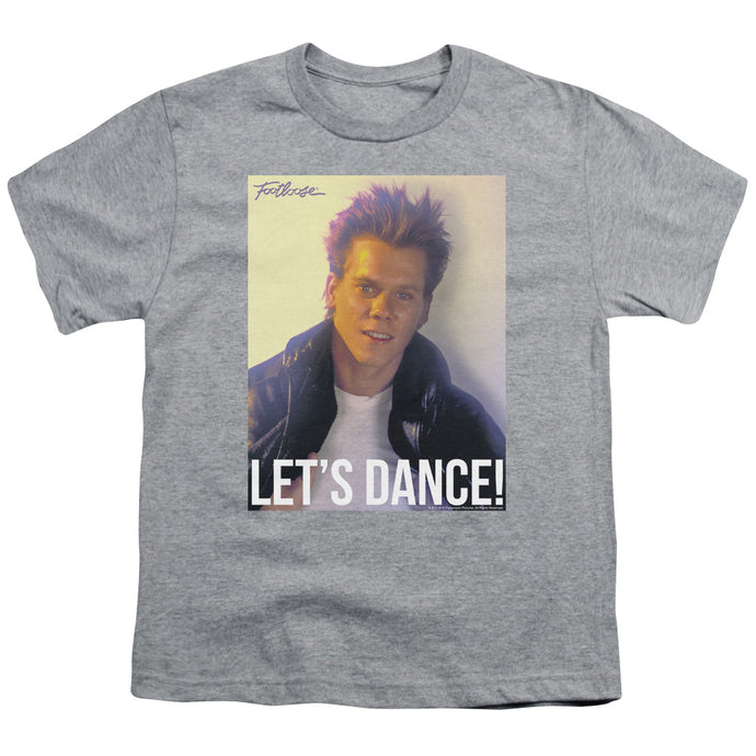 Footloose - Lets Dance Short Sleeve Youth 18/1 Tee - Special Holiday Gift