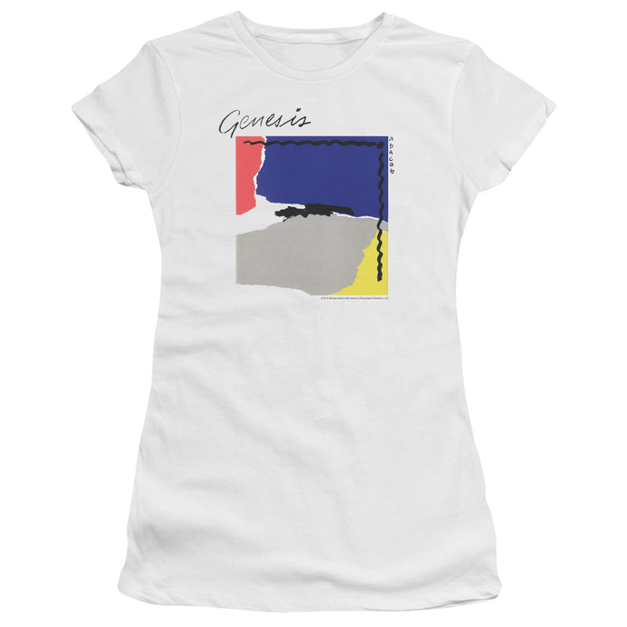 Genesis - Abacab Short Sleeve Junior Sheer - Special Holiday Gift