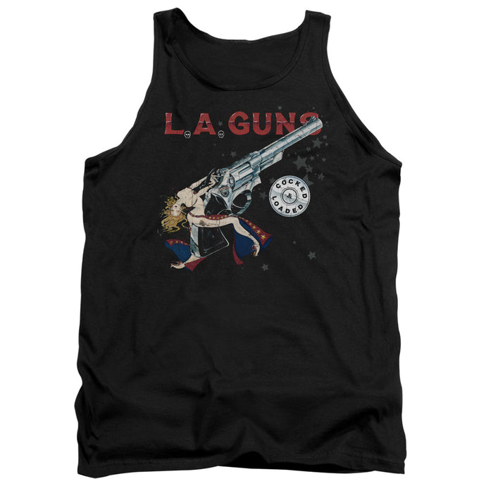La Guns - Cocked And Loaded Adult Tank - Special Holiday Gift