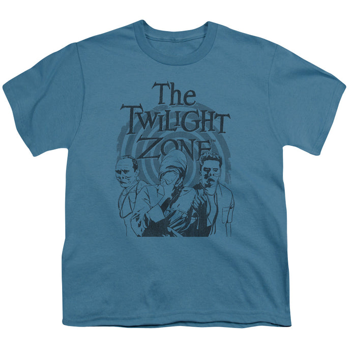 Twilight Zone - Beholder Short Sleeve Youth 18/1 Tee - Special Holiday Gift