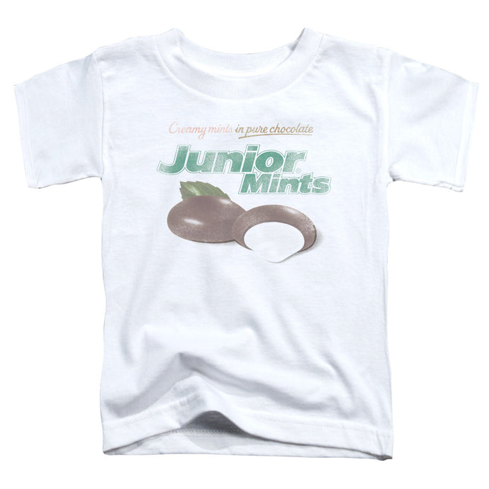 Tootsie Roll - Junior Mints Logo Short Sleeve Toddler Tee - Special Holiday Gift