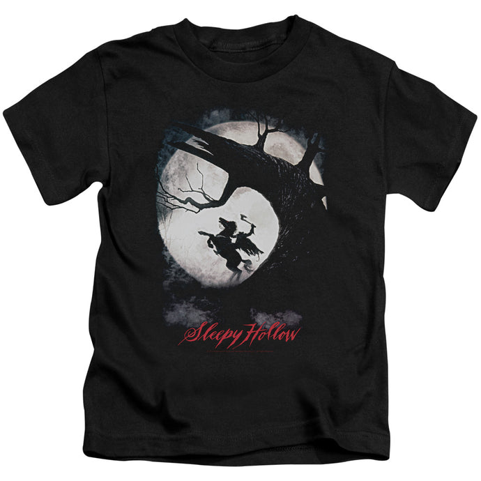 Sleepy Hollow - Poster Short Sleeve Juvenile 18/1 Tee - Special Holiday Gift