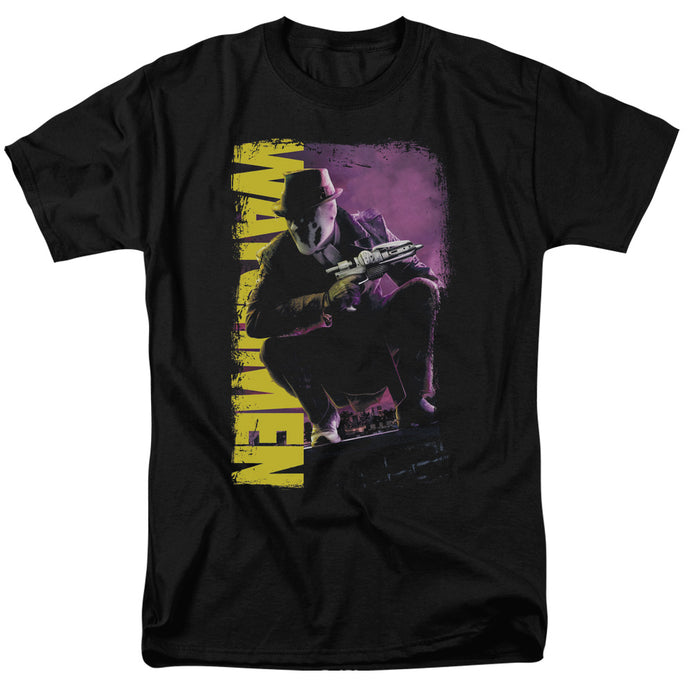 Watchmen - Perched Short Sleeve Adult 18/1 Tee - Special Holiday Gift