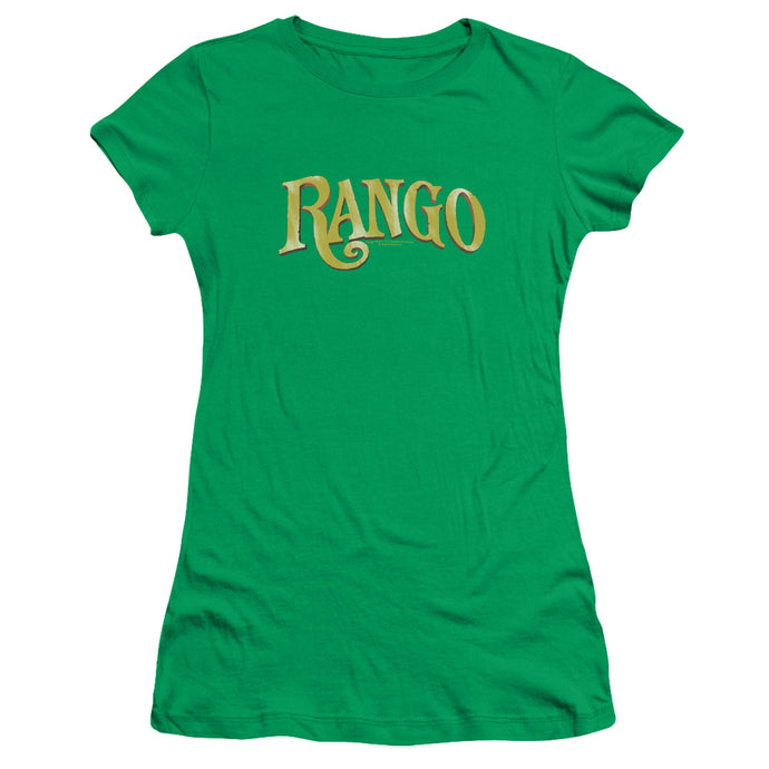 Rango - Logo Short Sleeve Junior Sheer - Special Holiday Gift