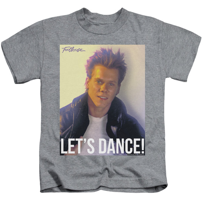 Footloose - Lets Dance Short Sleeve Juvenile 18/1 Tee - Special Holiday Gift