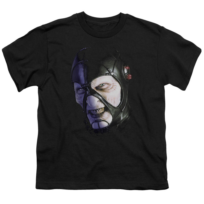 Farscape - Keep Smiling Short Sleeve Youth 18/1 Tee - Special Holiday Gift