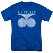 Bluesville - Bluesville Distress Short Sleeve Adult 18/1 Tee - Special Holiday Gift
