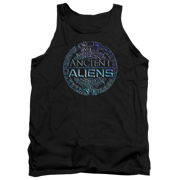 Ancient Aliens - Symbol Logo Adult Tank - Special Holiday Gift