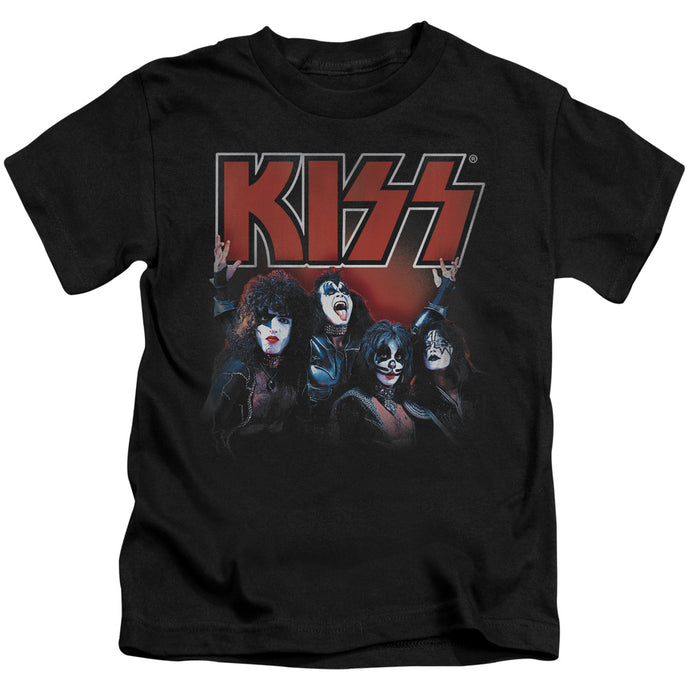 Kiss - Kings Short Sleeve Juvenile 18/1 Tee - Special Holiday Gift