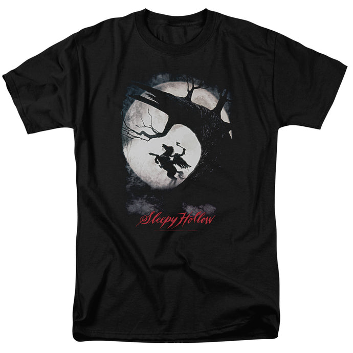 Sleepy Hollow - Poster Short Sleeve Adult 18/1 Tee - Special Holiday Gift