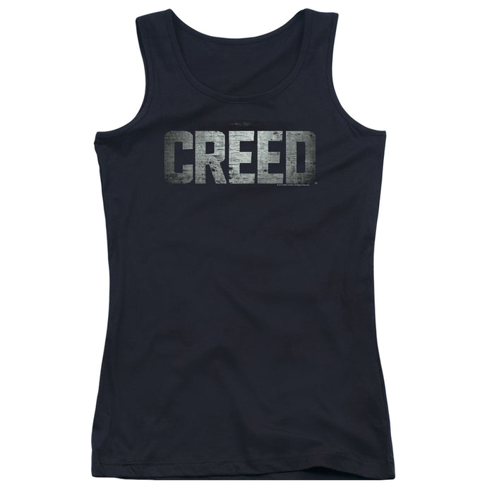 Creed - Logo Juniors Tank Top - Special Holiday Gift