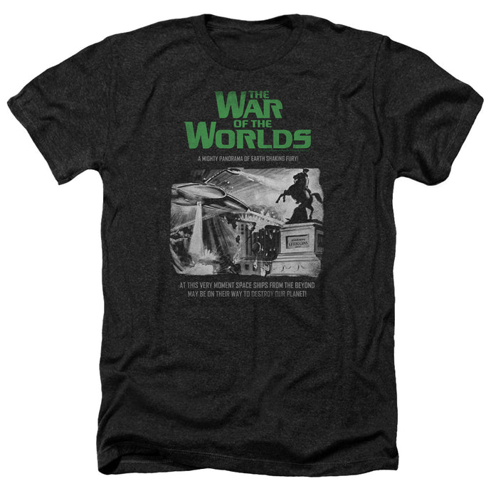 War Of The Worlds - Attack People Poster Adult Heather - Special Holiday Gift
