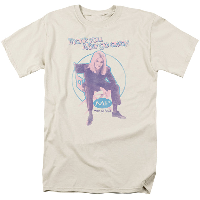 Melrose Place - Love Amanda Short Sleeve Adult 18/1 Tee - Special Holiday Gift