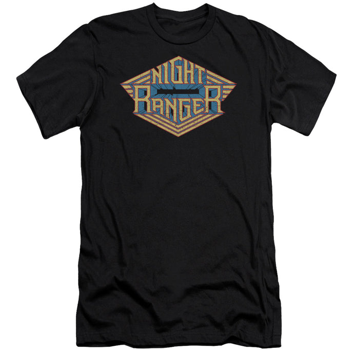 Night Ranger - Logo Short Sleeve Adult 30/1 Tee - Special Holiday Gift