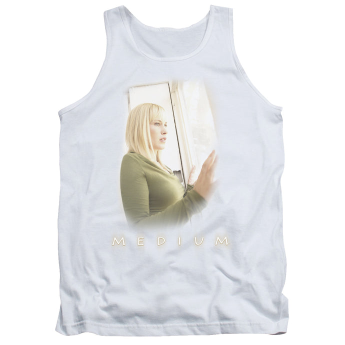 Medium - White Light Adult Tank - Special Holiday Gift