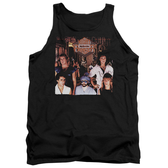 Night Ranger - Midnight Madness Adult Tank - Special Holiday Gift