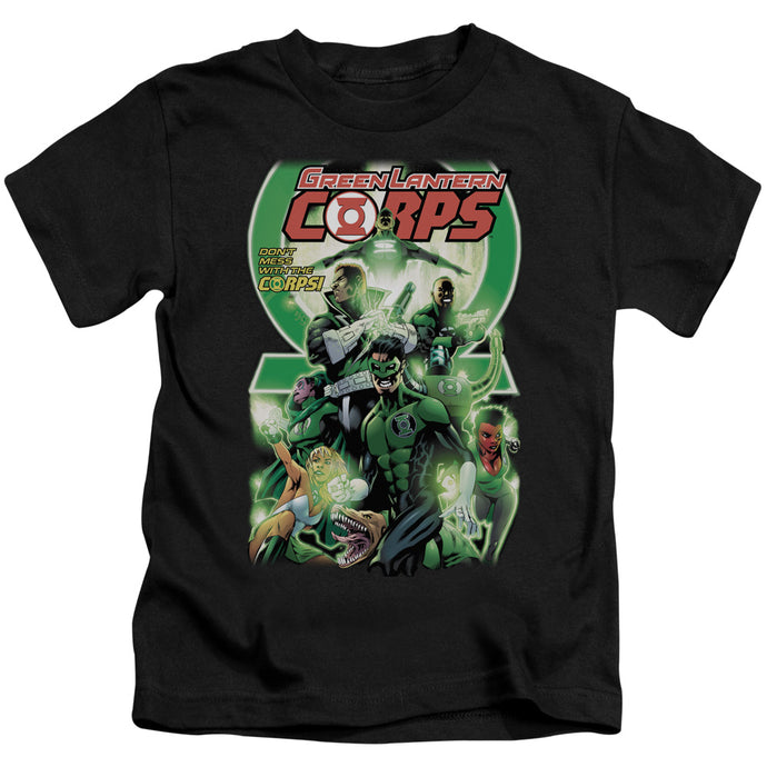 Green Lantern - Gl Corps #25 Cover Short Sleeve Juvenile 18/1 Tee - Special Holiday Gift