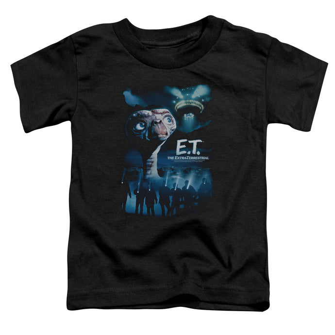Et - Going Home Short Sleeve Toddler Tee - Special Holiday Gift