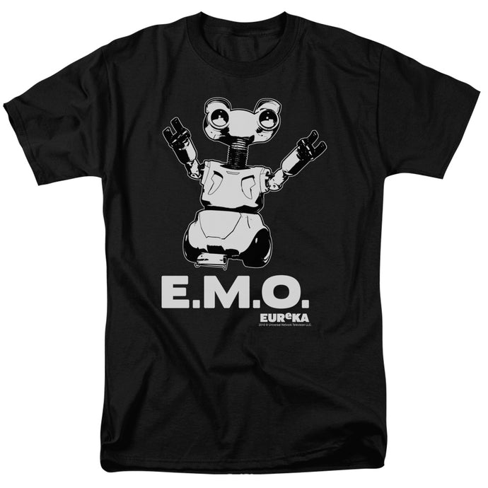 Eureka - Emo Short Sleeve Adult 18/1 Tee - Special Holiday Gift