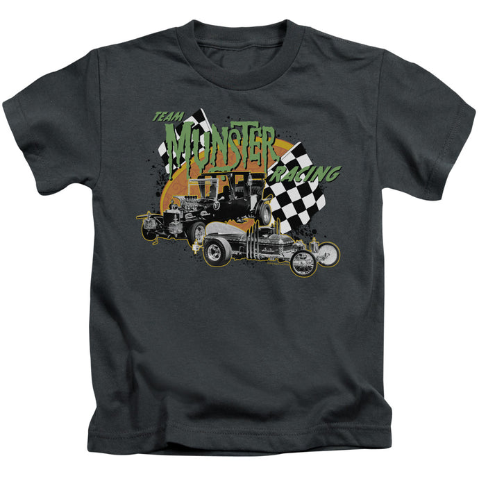 The Munsters - Team Munster Racing Short Sleeve Juvenile 18/1 Tee - Special Holiday Gift