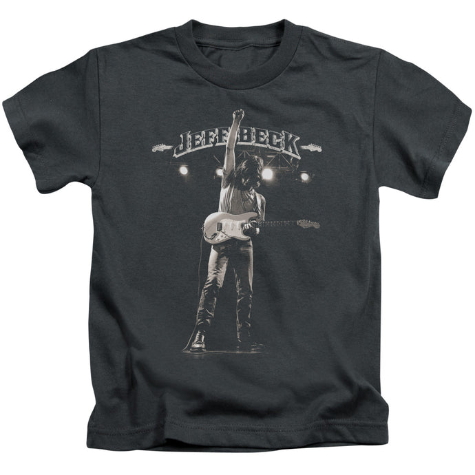 Jeff Beck - Guitar God Short Sleeve Juvenile 18/1 Tee - Special Holiday Gift