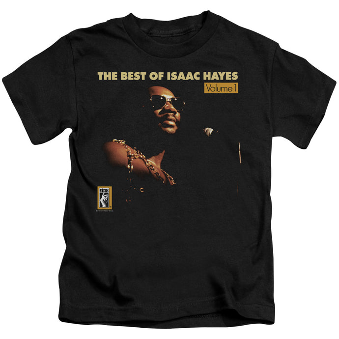 Isaac Hayes - Chain Vest Short Sleeve Juvenile 18/1 Tee - Special Holiday Gift