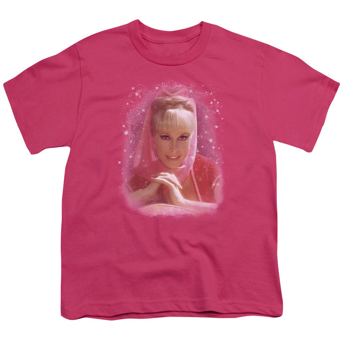 I Dream Of Jeannie - Sparkle Short Sleeve Youth 18/1 Tee - Special Holiday Gift