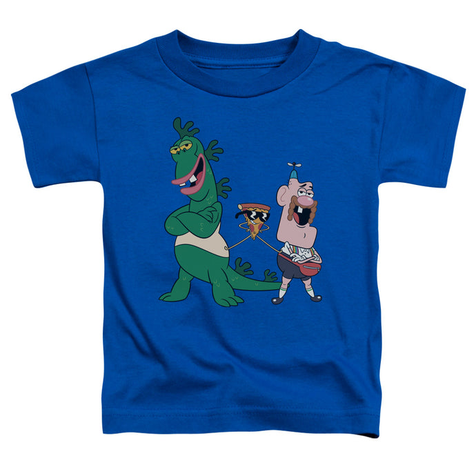 Uncle Grandpa - The Guys Short Sleeve Toddler Tee - Special Holiday Gift