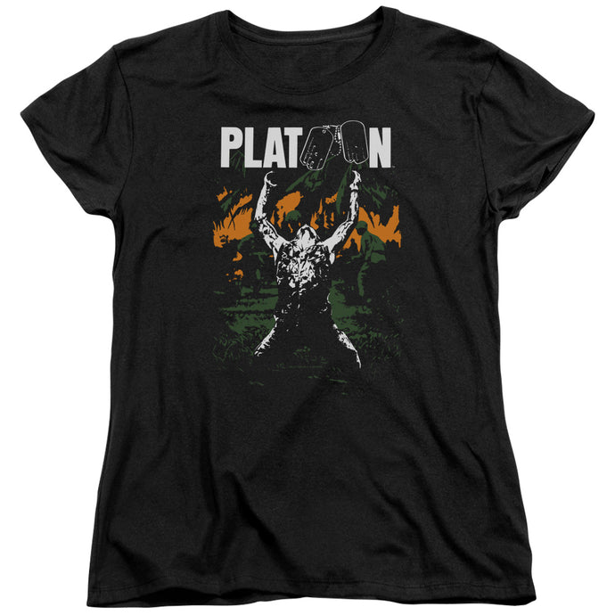 Platoon - Graphic Short Sleeve Women's Tee - Special Holiday Gift