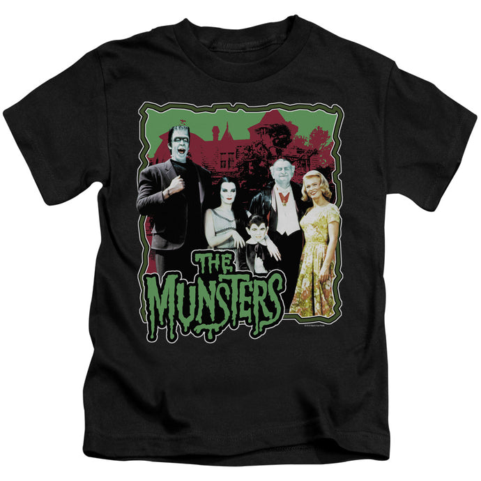The Munsters - Normal Family Short Sleeve Juvenile 18/1 Tee - Special Holiday Gift