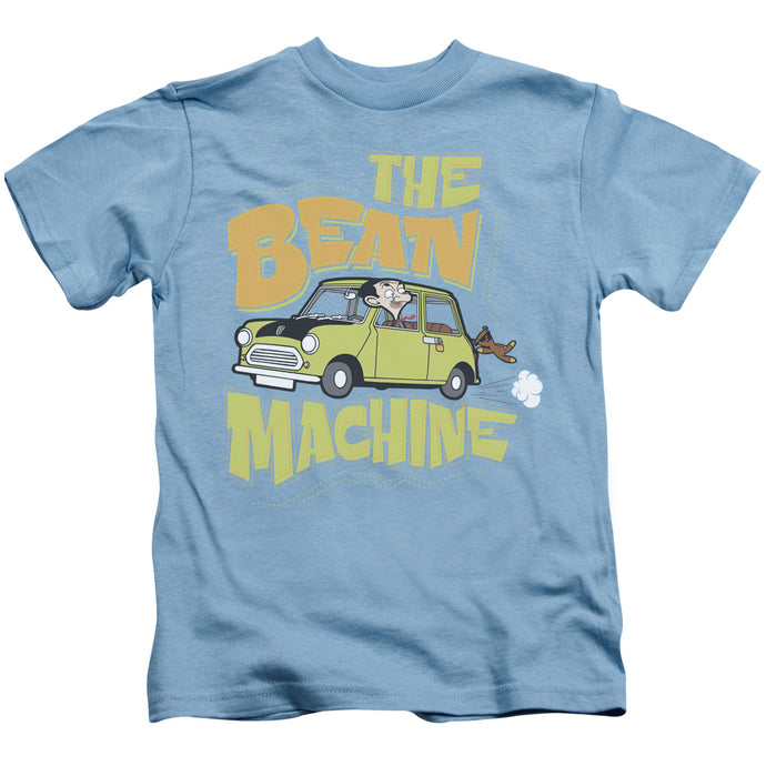 Mr Bean - Bean Machine Short Sleeve Juvenile 18/1 Tee - Special Holiday Gift