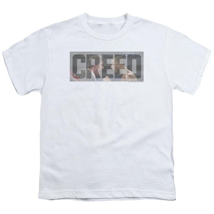 Creed - Pep Talk Short Sleeve Youth 18/1 Tee - Special Holiday Gift