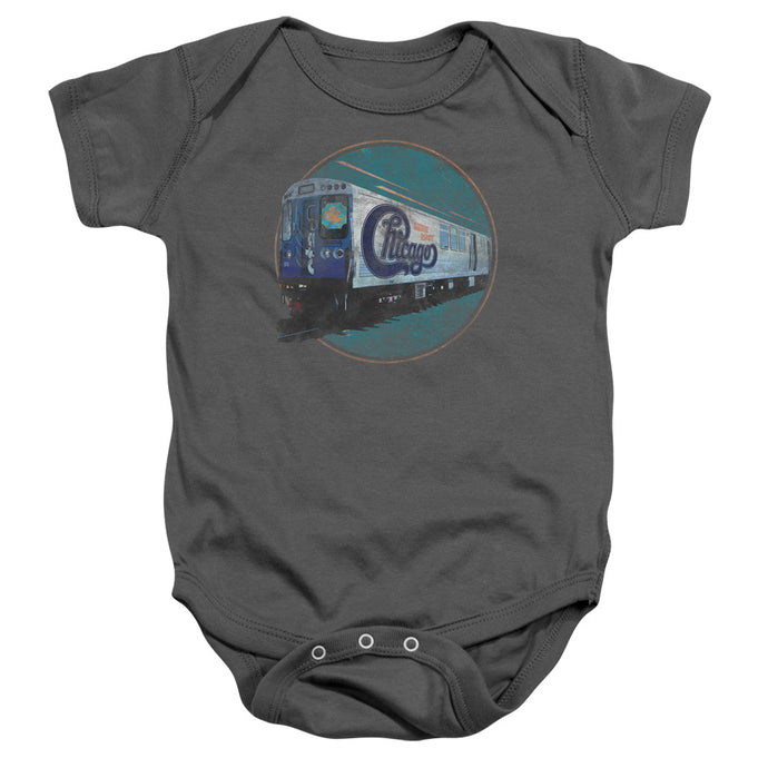 Chicago - The Rail Infant Snapsuit - Special Holiday Gift