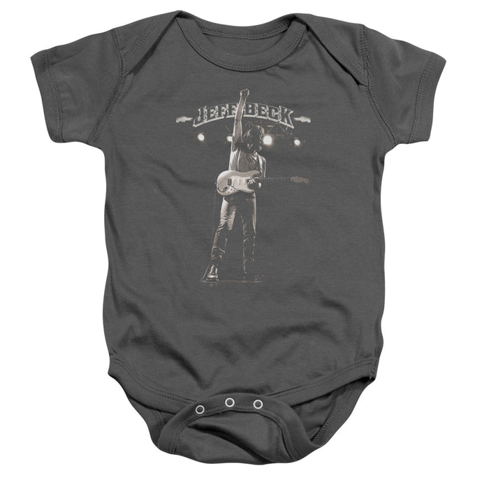 Jeff Beck - Guitar God Infant Snapsuit - Special Holiday Gift