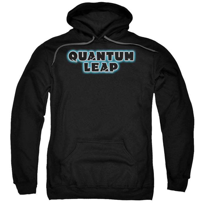 Quantum Leap - Logo Adult Pull Over Hoodie - Special Holiday Gift