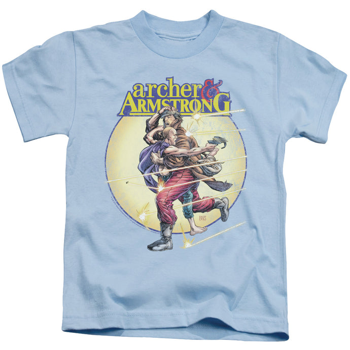 Archer & Armstrong - Vintage A & A Short Sleeve Juvenile 18/1 Tee - Special Holiday Gift