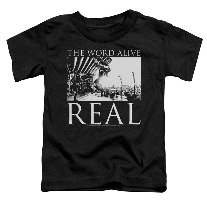 The Word Alive - Live Shot Short Sleeve Toddler Tee - Special Holiday Gift