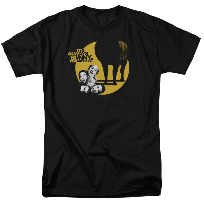 Its Always Sunny In Philadelphia - Pile Short Sleeve Adult 18/1 Tee - Special Holiday Gift