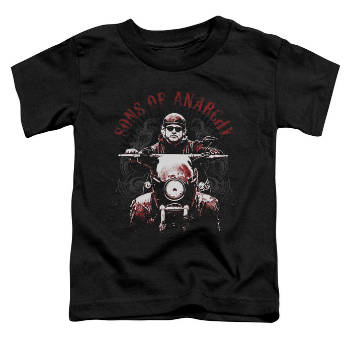 Sons Of Anarchy - Ride On Short Sleeve Toddler Tee - Special Holiday Gift