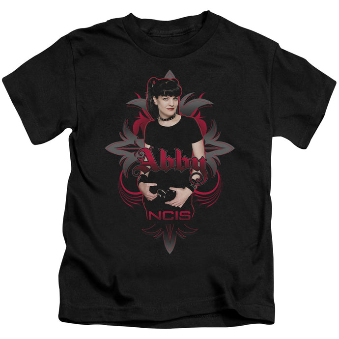 Ncis - Abby Gothic Short Sleeve Juvenile 18/1 Tee - Special Holiday Gift