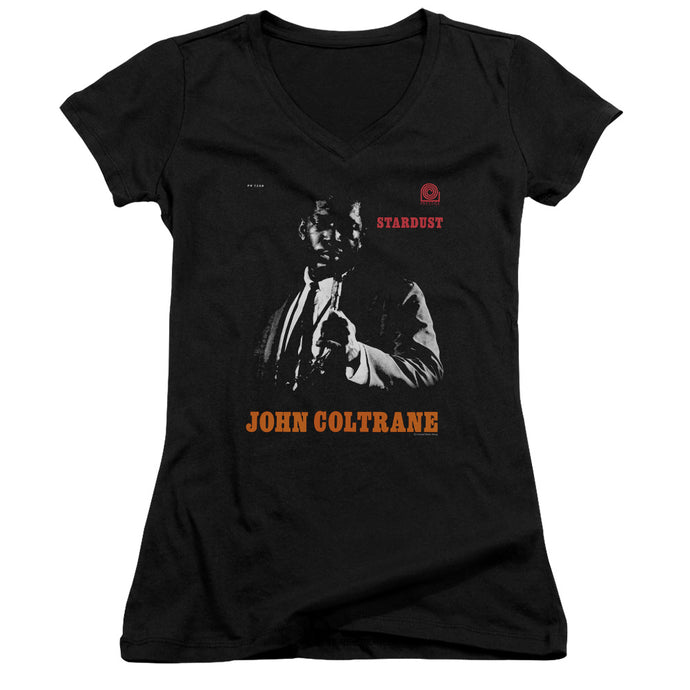John Coltrane - Coltrane Junior V Neck Tee - Special Holiday Gift