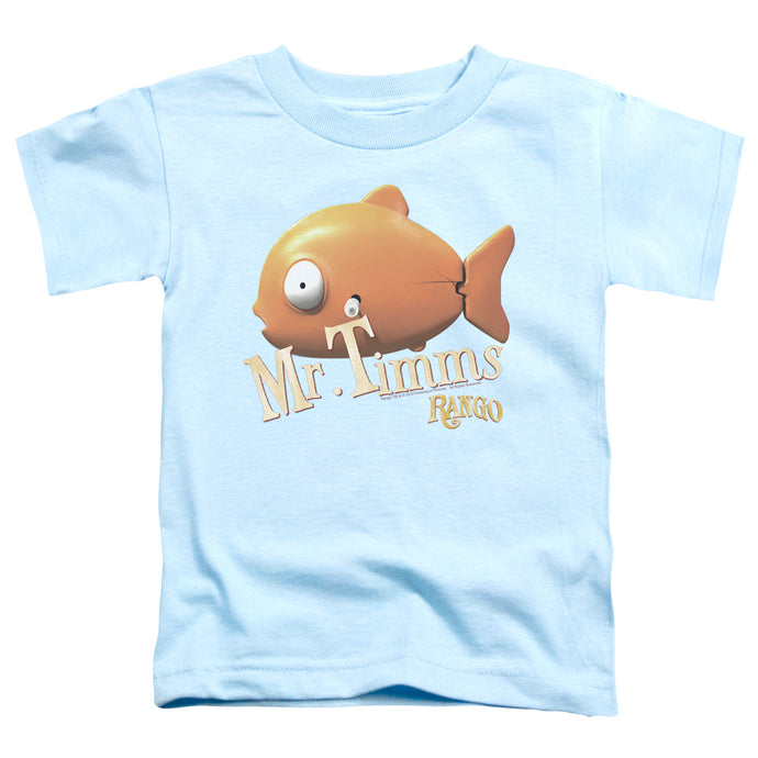 Rango - Mr Timms Short Sleeve Toddler Tee - Special Holiday Gift