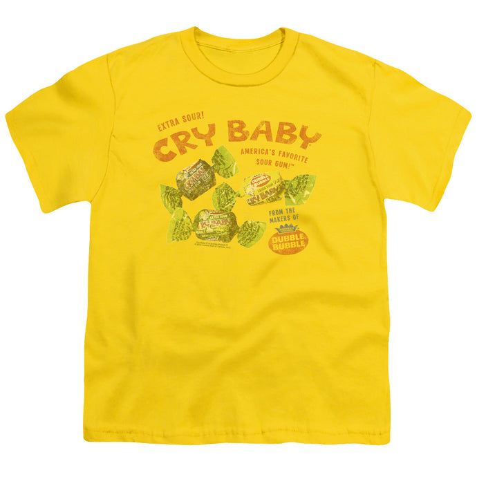 Cry Babies - Vintage Ad Short Sleeve Youth 18/1 Tee - Special Holiday Gift