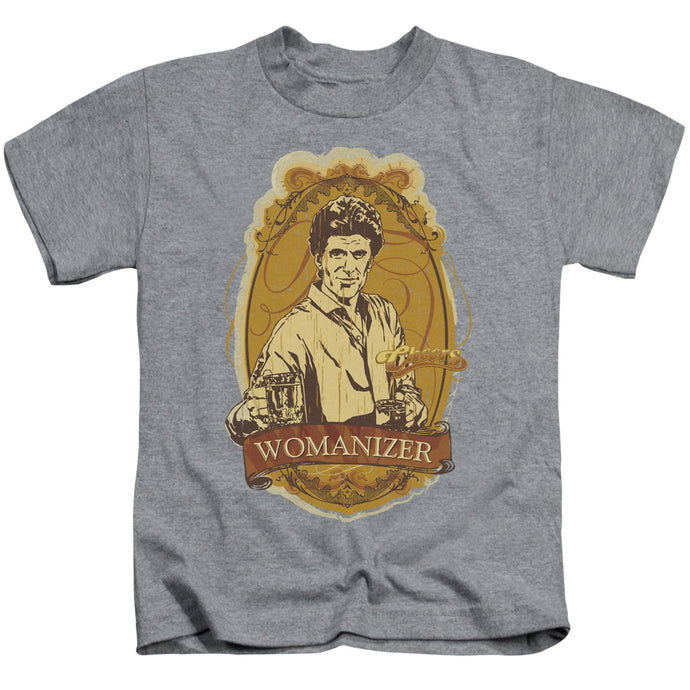 Cheers - Womanizer Short Sleeve Juvenile 18/1 Tee - Special Holiday Gift