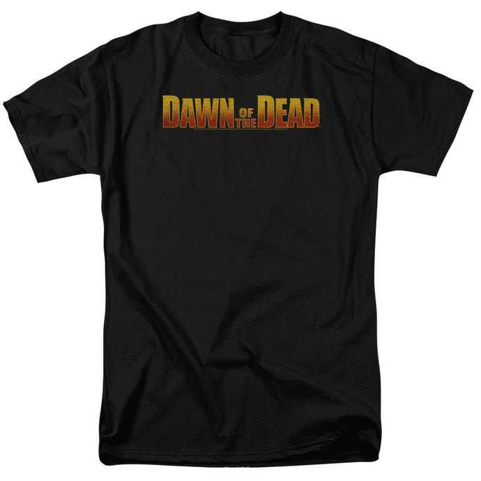 Dawn Of The Dead - Dawn Logo Short Sleeve Adult 18/1 Tee - Special Holiday Gift